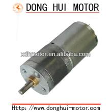 25 мм высокий крутящий момент DC мотор-редуктор с энкодера