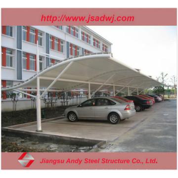 Professionelle Design Stahl Struktur Hochwertige Bike Storage Shed