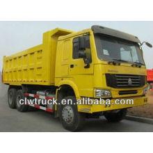 HOWO 6x4 camião basculante, ZZ3257N4147W camião basculante