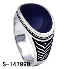 Novo modelo de fábrica por atacado 925 anel de dedo de prata esterlina