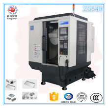 Shanghai Vmc540 Faunc Professional Good Quality 3-Axis Precision CNC Mini Vertical Turning Milling Lathe CNC Machining Center