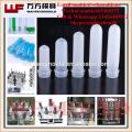 2017 vente chaude nouveau produit injection de plastique préforme moule 8 cavité canaux chauds animal de compagnie préforme en plastique fabrication de moules