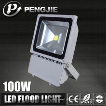 Iluminação avançada da inundação do diodo emissor de luz do jardim do OEM da tecnologia avançada da venda