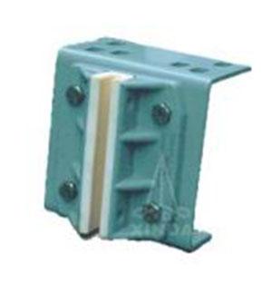 Elevator Guide Shoe , 16mm Width Of Guide Rails PB233