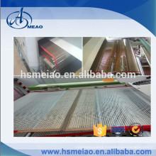 Professional PTFE Teflon Coated mesh conveyor belt for UV dryer