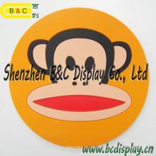 Práctico de costa del té del estilo chino, prácticos de costa absorbidos ilustraciones especiales, práctico de costa de la cerveza con el SGS (B & C-G114)