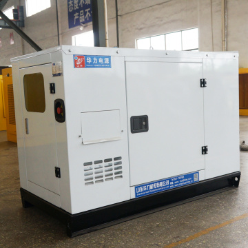 Top Quality for 3 Phase Generator SHANHUA 20 kVA super silent generator export to Madagascar Wholesale