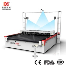 Car Seat Cover Laser Cutter for Natural Leather