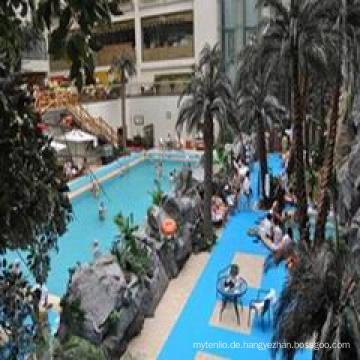 Der professionelle Hersteller von Anti-Rutsch Schwimmbad Bodenbelag für Indoor / Outdoor