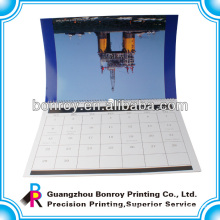 Best quality branded calendar printing guangzhou