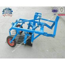 L'agriculture a appliqué le récolteur simple de pomme de terre de rangée de tracteur avec le prix usine
