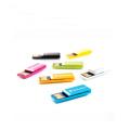 Plastic Book Paper Clip USB Flash Drive