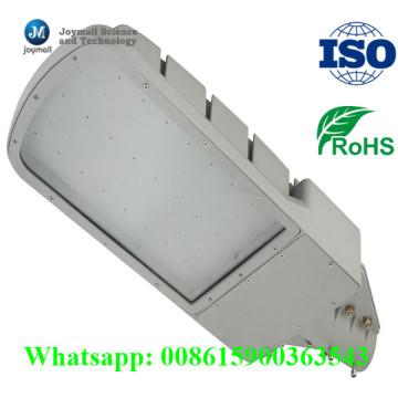 A liga de alumínio do OEM morre carcaça da lâmpada da luz de rua do diodo emissor de luz da carcaça