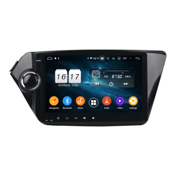 K2 2011-2015 audio per auto Android 9.0