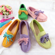 Maternity Casual Women Espadrilles Flat Heel Leather