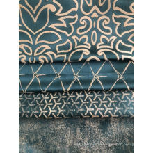 100% Polyester Curtain Jacquard Fabric