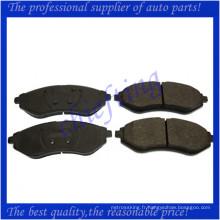 D1269 96534653 23974 plaquette de frein de haute qualité pour daewoo kalos