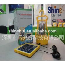 Levou lanterna solar com silicone telemóvel carregador de silicone com alta qualidade