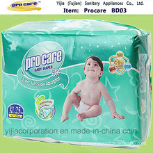 Procare High Quality Disposable Baby Diaper (BD03DX)
