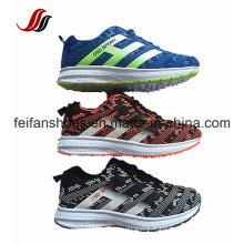 Dernières chaussures de sport Flyknit pour hommes, confortables chaussures Casuale, chaussures de course de sécurité