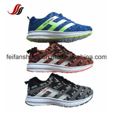Latest Men′s Flyknit Sport Shoes, Comfortable Casuale Shoes, Safety Running Shoes