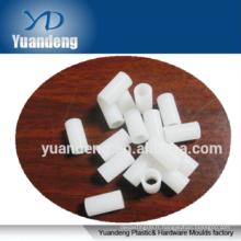 Entretoise en plastique rond en nylon blanc