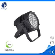 Fábrica directa 54W llevó luces de proyector para exterior