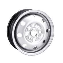 13inch silver steel wheel rims