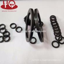 Buena Junta de caucho de resistencia a envejecimiento térmico anillo de sellado de aceite de arandela de sellado plana para broca / perforación