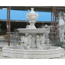 Marble Fountain for Garden Water Fountain (SY-F358)