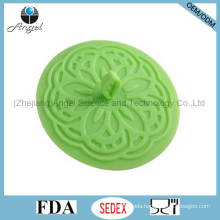 Fashionable Silicone Cup Lid, Silicone Coffee Cup Cover Lid SL03