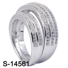 Mode Hochzeit Ring mit 925 Sterling Silve (S-14561. JPG)
