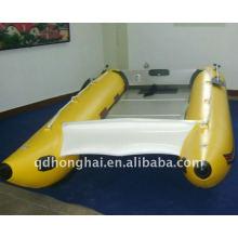 HH-P380 rígida inflável lancha