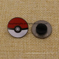 Hot Sale Fashion Custom Hard Enamel Metal Pokemon Badges