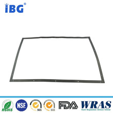 EPDM rubber gasket for window and aluminium