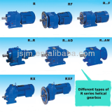 5hp helical geared motor /R Helical reduction gearbox