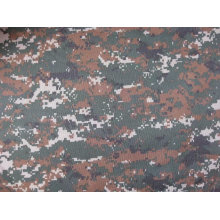 Printed 600d Polyester Digital Camouflage Oxford Fabric with PVC