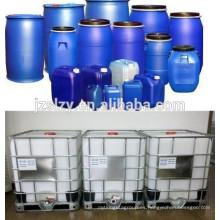 Mejor precio y calidad Ácido acético Glacial 99.8% en tambor IBC