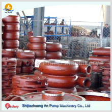 China Centrifugal Pump Factory Casting Slurry Water Pump Parts OEM