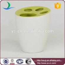 YSb50066-01-th European style porcelain bath toothbrush holder