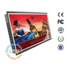 21.5 pouces Full HD signage numérique ouvert cadre lcd ad player