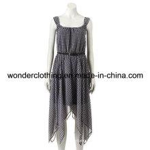 Heiße Großhandelssommer-Mode-Partei-sexy Mädchen-Kleid