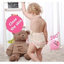 Protege el babero para bebés de estómago del bebé