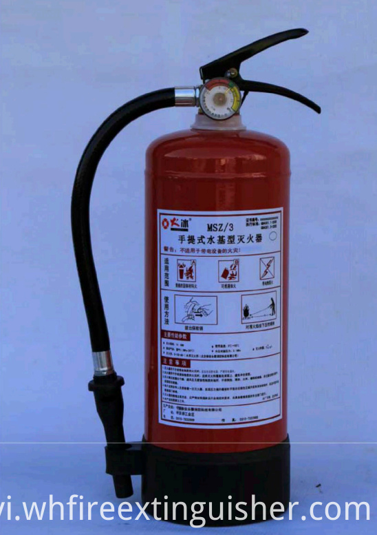 Fire Extinguisher with High Quality