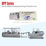 DPP Series Blister and Cartoning Producing Line