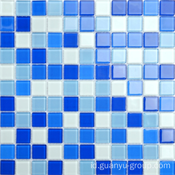 Kaca mosaik Pure Color