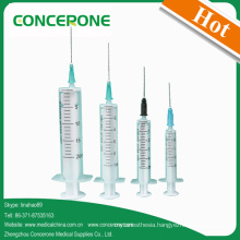 20cc Medical Disposable Syringe Factory Without Piston
