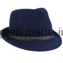 Nuevo sombrero de Fedora del caballero del diseño, gorra de béisbol de los deportes