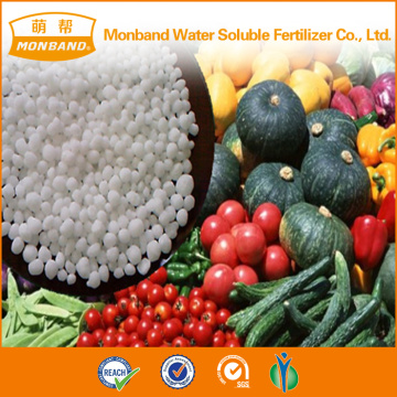 REACH Certification calcium nitrate fertilizer