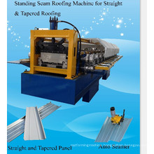 Standing Seam Roof Panel Machine Bemo Plate Making Machine Bemo Sheet Making Machine